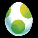 128x128 of Yoshi Egg