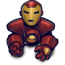 blackred ironman