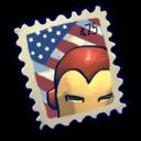 Iron Stamp