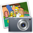 iPhoto simpsons