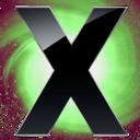 X Circle Green