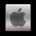 128x128 of Apple Black