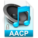 iTunes aacp