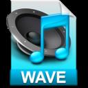 128x128 of iTunes wav