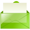 Mail green