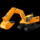 128x128 of Excavator