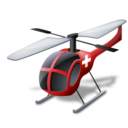 128x128 of HelicopterMedical