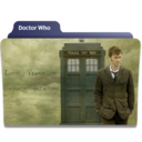 128x128 of Doctor Who