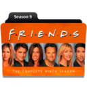 128x128 of Friends Season 9