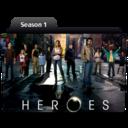 128x128 of Heroes Season 1