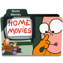 128x128 of Home Movies