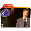 128x128 of Late Night with Conan O Brien