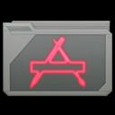 128x128 of folder apps