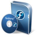 128x128 of Fedora disc