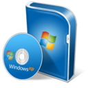 128x128 of Win XP Professional disc