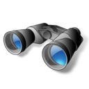 128x128 of Binoculars Search