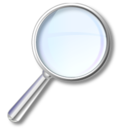 128x128 of Search Magnifier