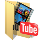 128x128 of youtube