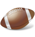 128x128 of Football Ball