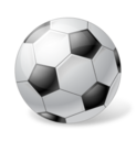 128x128 of Soccer Ball