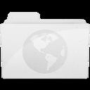 SitesFolderIcon White