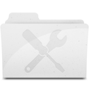 UtilitiesFolder White