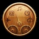 Wooden Dashboard