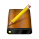 Wood Drive Pencil