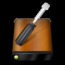 128x128 of Wood Drive Tools