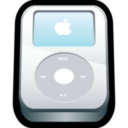 256x256 of iPod Video White