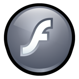 256x256 of Macromedia Flash Player