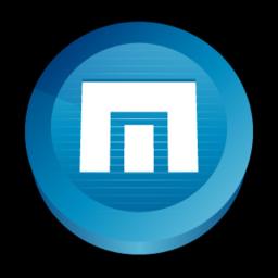 256x256 of Maxthon