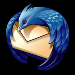 256x256 of Mozilla Thunderbird