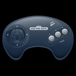 256x256 of Sega Genesis
