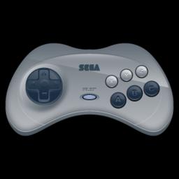 256x256 of Sega Saturn