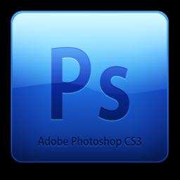 256x256 of Adobe Photoshop CS3 Icon (clean)