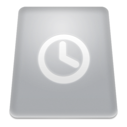 256x256 of Time Machine