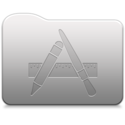 256x256 of Aluminum folder   Applications