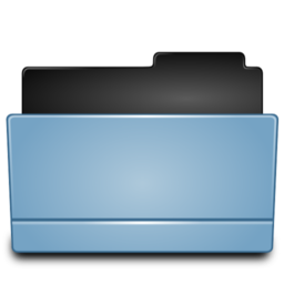 256x256 of Folder open