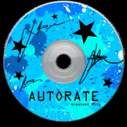 256x256 of Autorate Blue