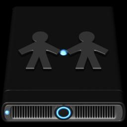 256x256 of Blue Server