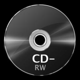 256x256 of CD RW