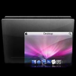 256x256 of Desktop Folder