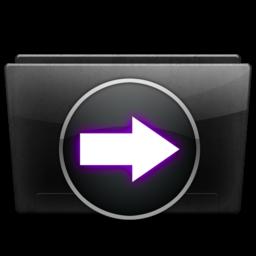 256x256 of Downloads Folder2