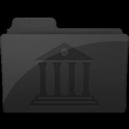 256x256 of LibraryFolderIcon