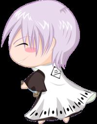 256x256 of bleach Chibi Nr  8 Ichimaru by rukichen