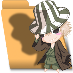 256x256 of Bleach Chibi Urahara folder