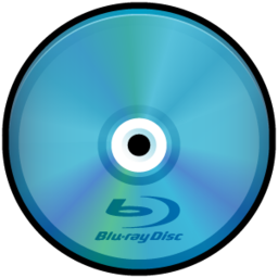 256x256 of Blue Ray Disc