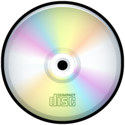 256x256 of CD Compact Disc