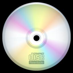 256x256 of CD Rewritable
